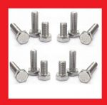 M10 x 1.25 Pitch Set Screws (mixed bag of 12 - 12mm to 85mm) - Suzuki GT550